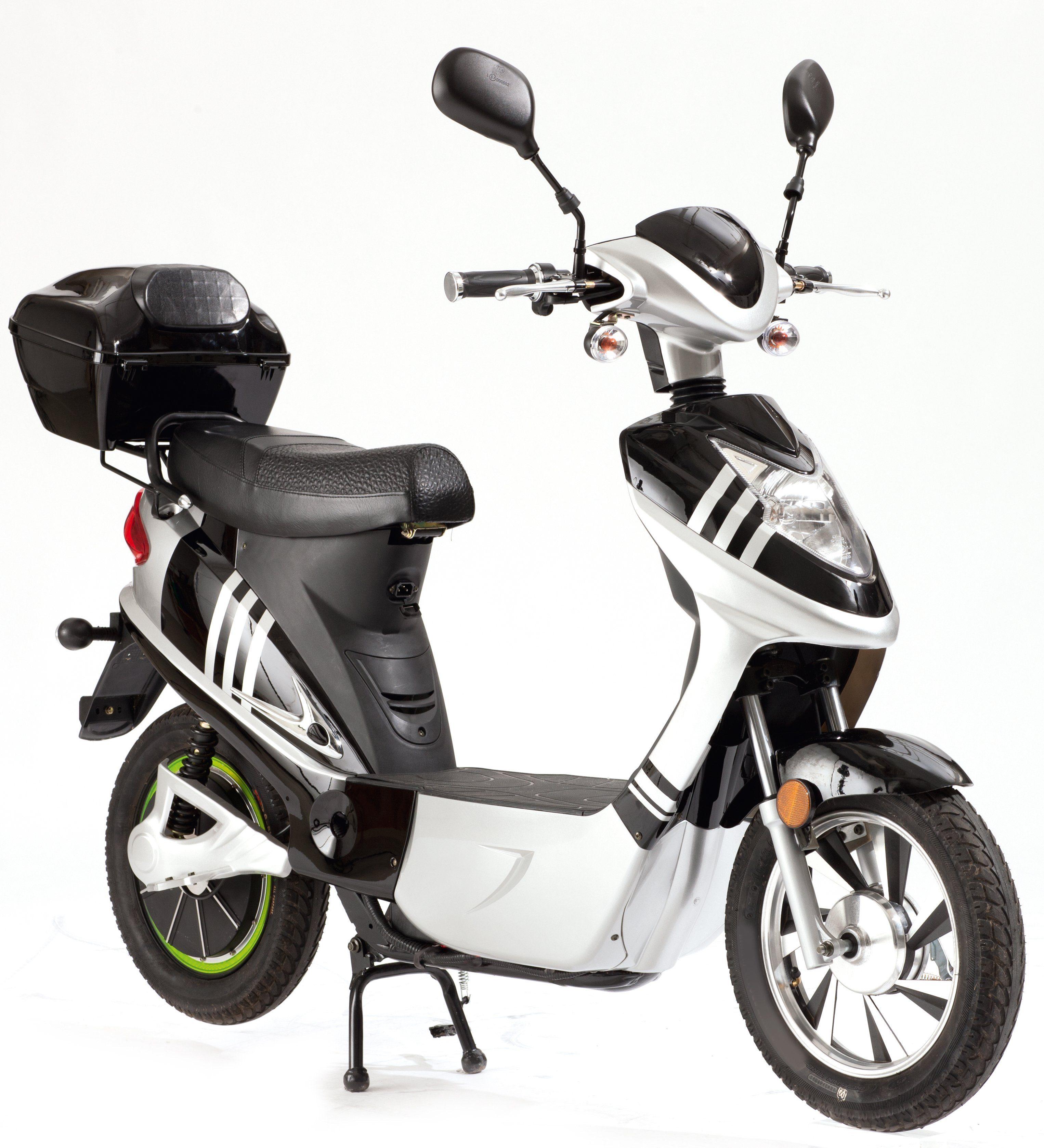 Didi Thurau Edition Elektro-Roller, 40 km/h, »City-Star«
