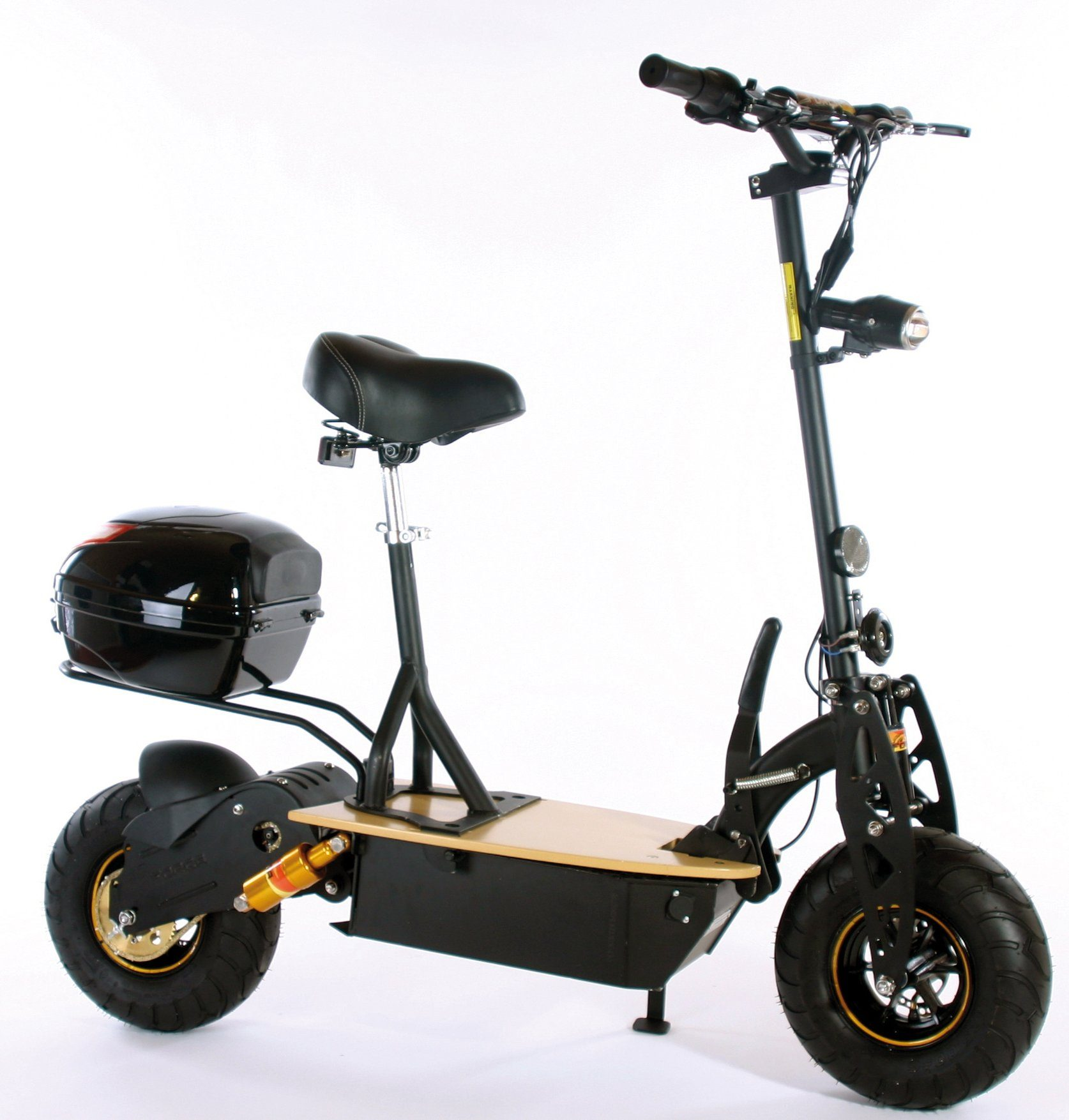 Didi Thurau Edition Elektro-Roller Eco-City-Liner, 45 km/h, »Speed Safety Plus«