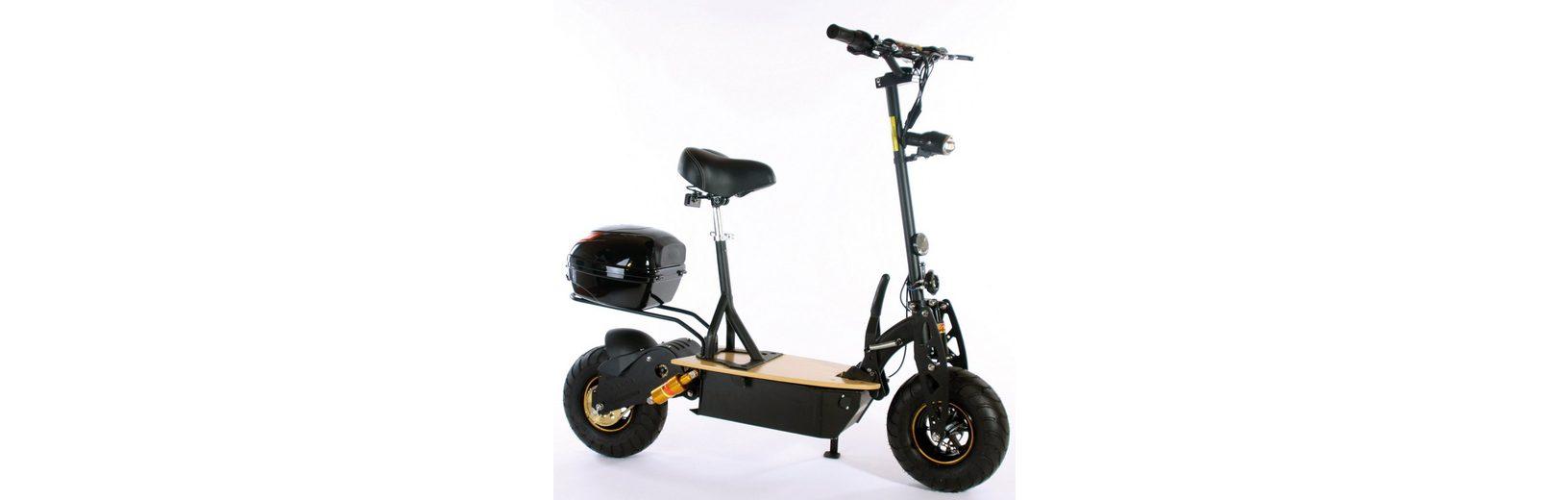 Didi Thurau Edition Elektro-Roller Eco-City-Liner, 20 km/h, »Safety Plus«