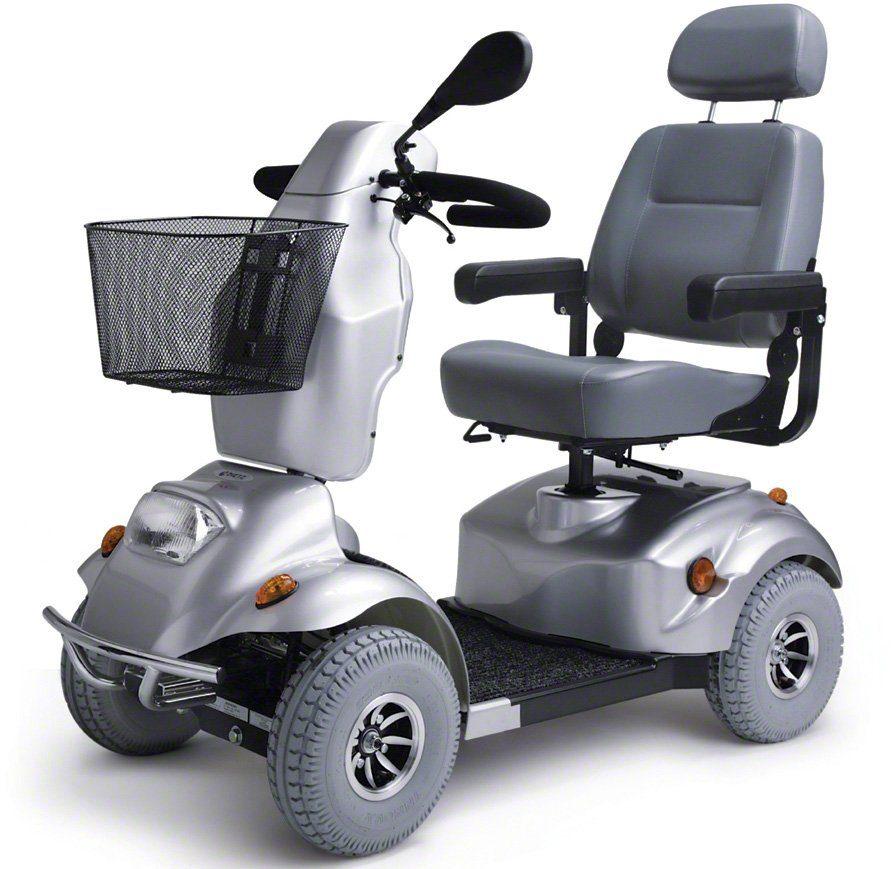 Dietz Reha Produkte Elektromobil, 15 km/h, »Alvaro«