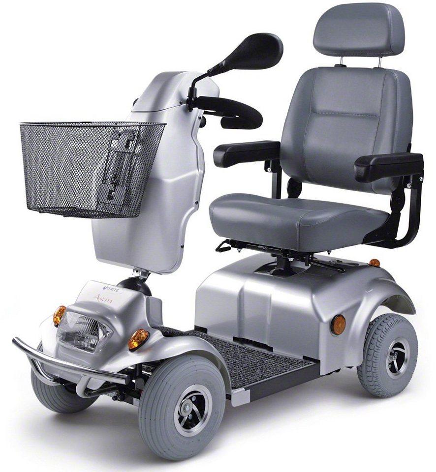 dietz reha produkte elektro scooter 6km h agin otto. Black Bedroom Furniture Sets. Home Design Ideas