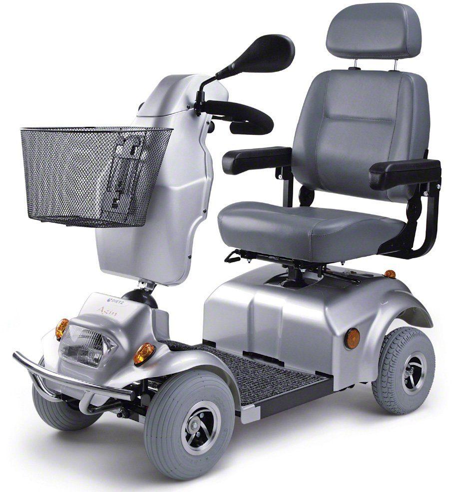 Dietz Reha Produkte Elektro-Scooter, 6km/h, »Agin«