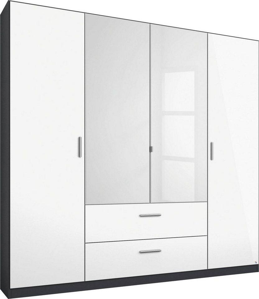 rauch pack s kleiderschrank online kaufen otto. Black Bedroom Furniture Sets. Home Design Ideas