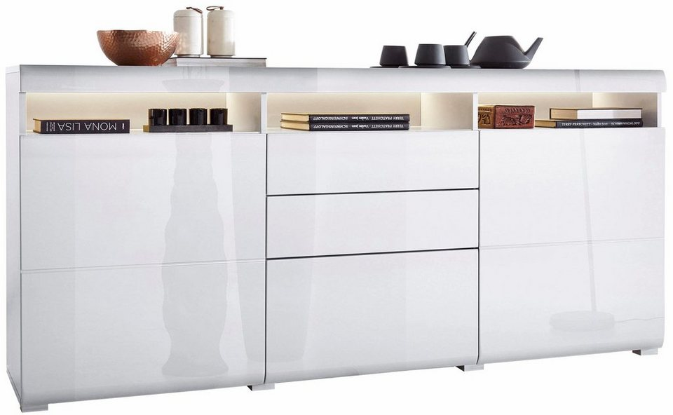 roomed sideboard breite 180 cm online kaufen otto. Black Bedroom Furniture Sets. Home Design Ideas