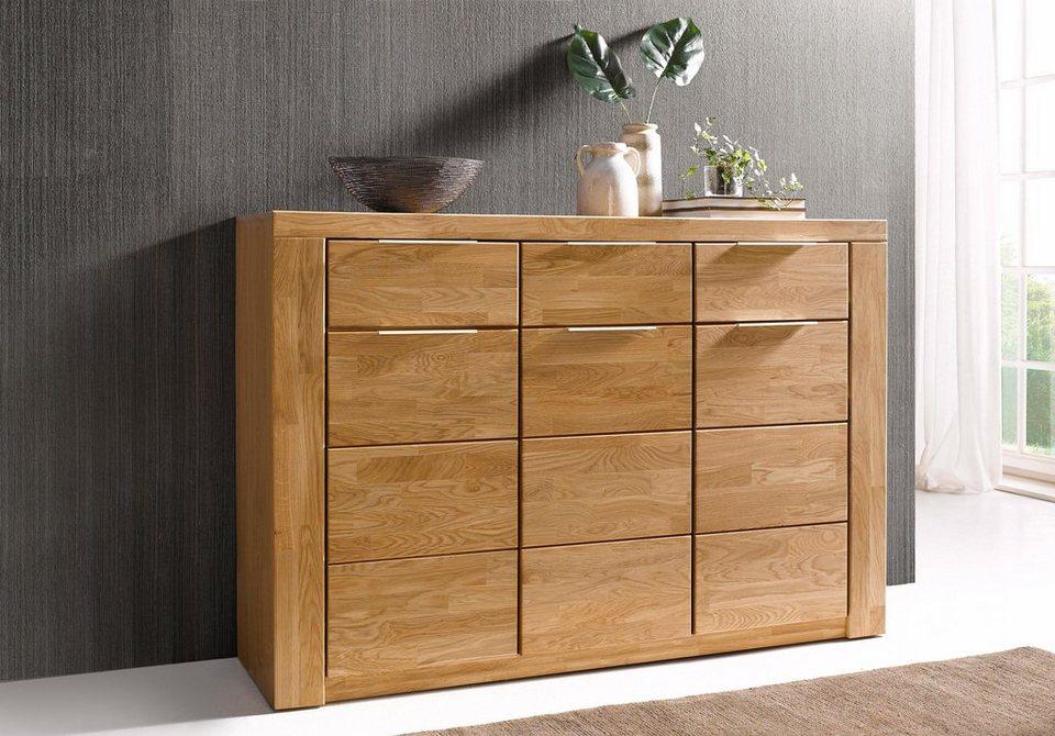 sideboard breite 140 cm online kaufen otto. Black Bedroom Furniture Sets. Home Design Ideas