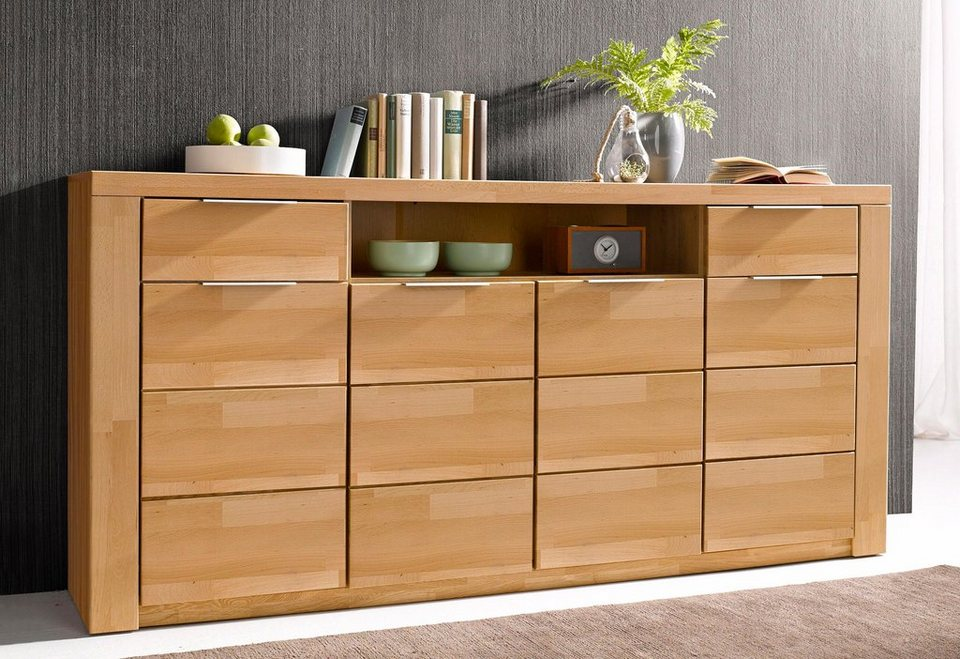 sideboard breite 200 cm online kaufen otto. Black Bedroom Furniture Sets. Home Design Ideas