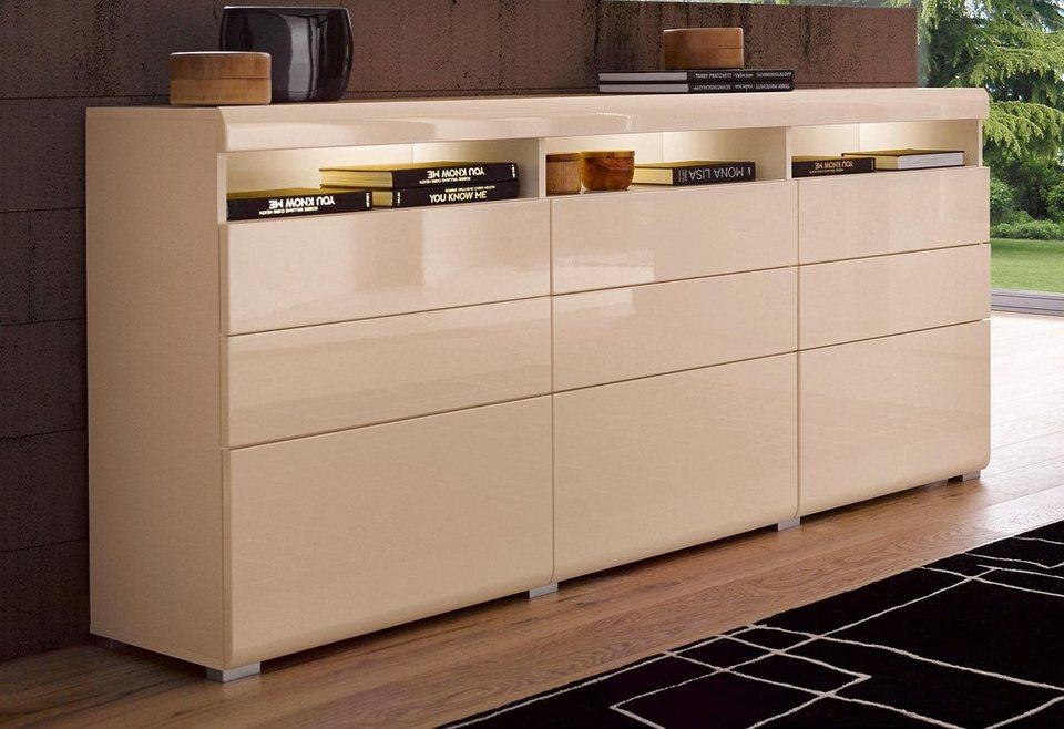 Tv sideboard tv kommode online kaufen otto for Sideboard hohe 70 cm