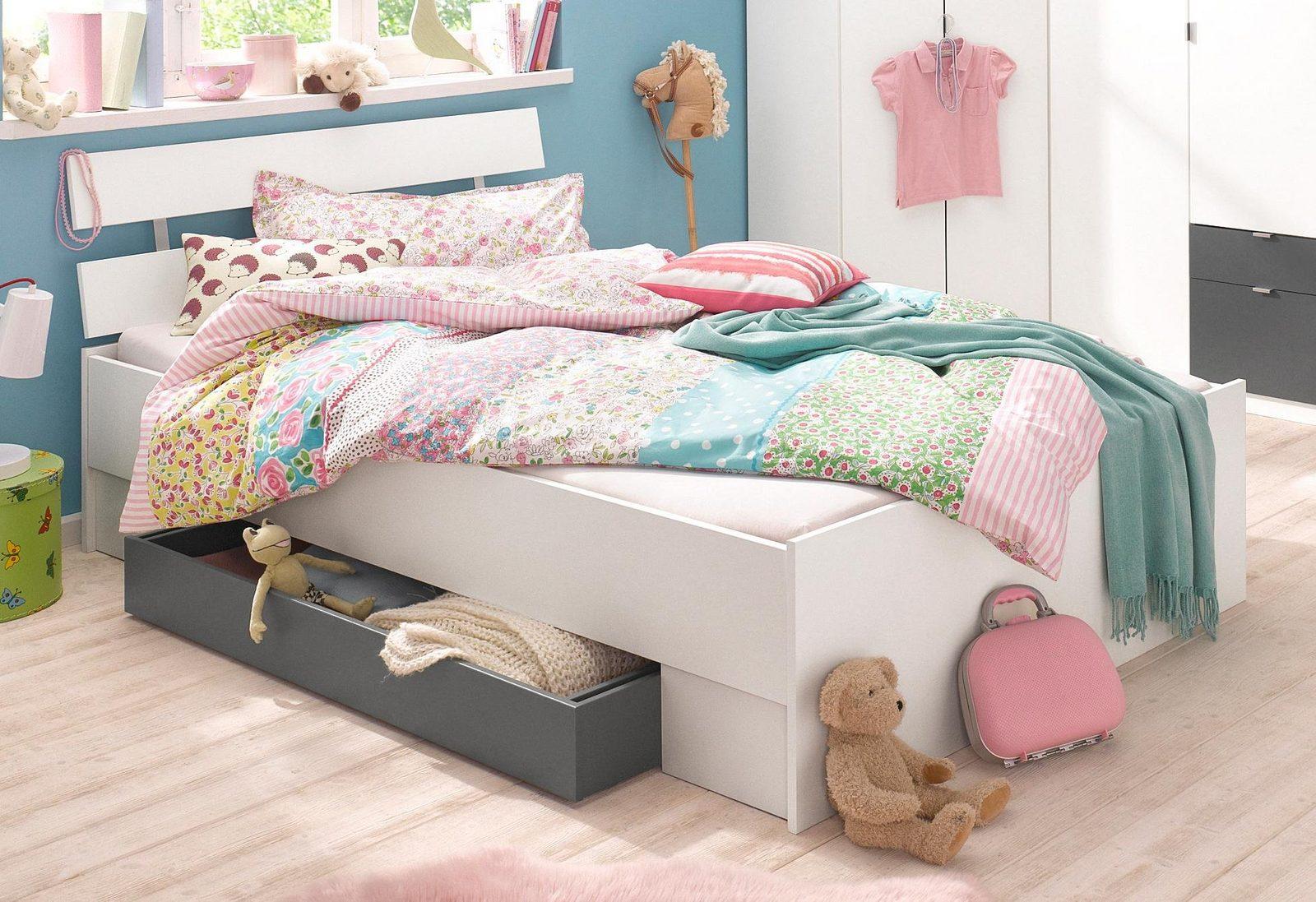 Bett mit Schubkasten jetztbilligerkaufen