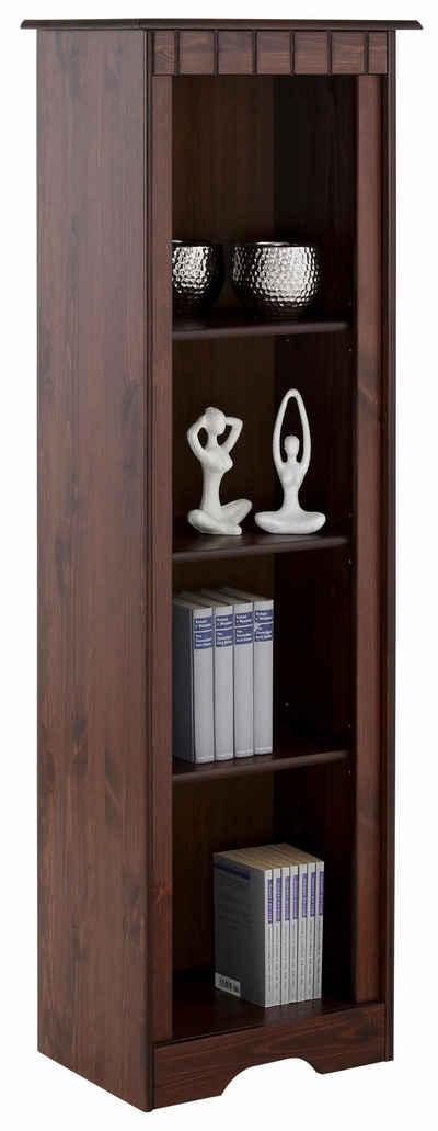 Bücherregal braun  Bücherregal in braun & dunkelbraun online kaufen | OTTO