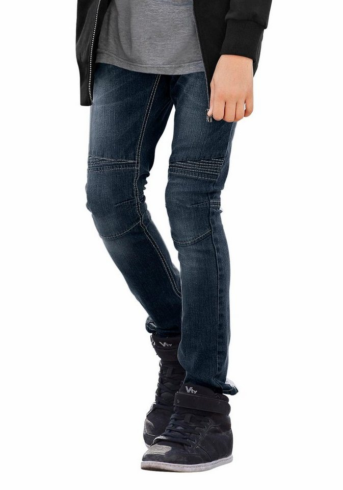 Bench Stretch-Jeans in dark-denim