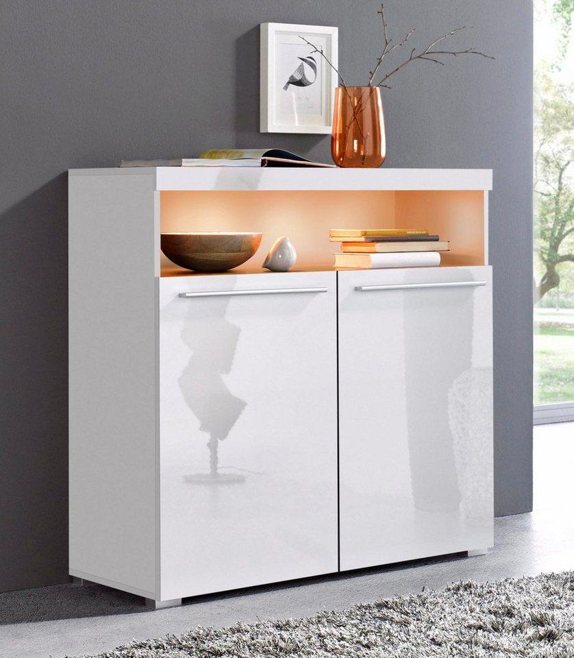 kommode breite 91 cm fsc zertifizierter holzwerkstoff online kaufen otto. Black Bedroom Furniture Sets. Home Design Ideas