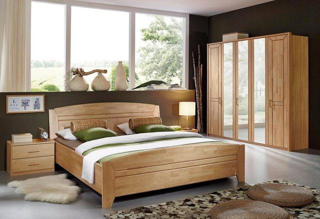 Schlafzimmer Sets - rauch BLACK Schlafzimmer Set »Silvana«, (Set, 4 St)  - Onlineshop OTTO