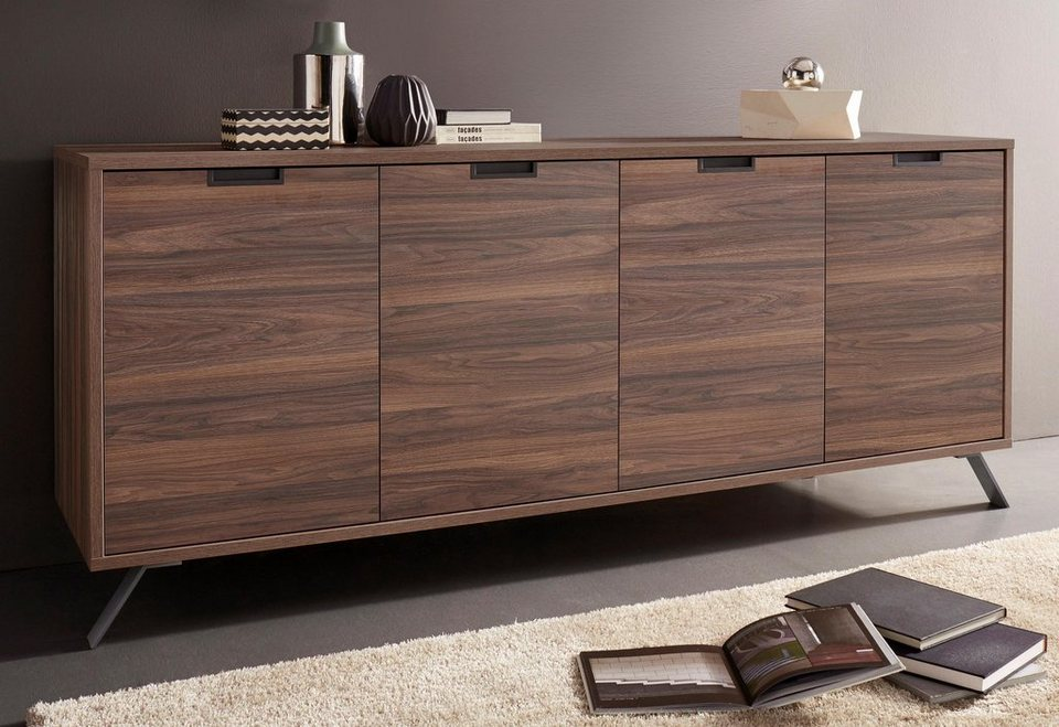 lc sideboard breite 206 cm online kaufen otto. Black Bedroom Furniture Sets. Home Design Ideas