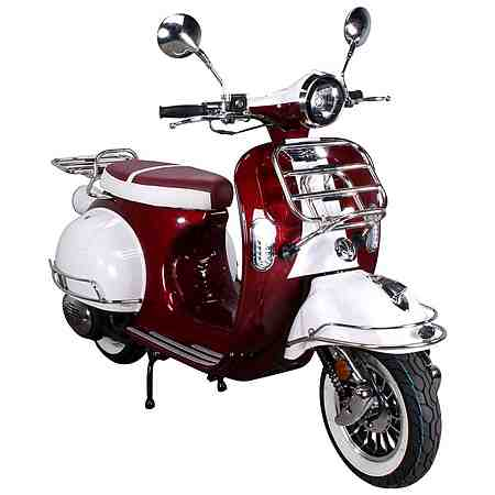 Motorroller »Retro Star«, 50 ccm, 45 km/h