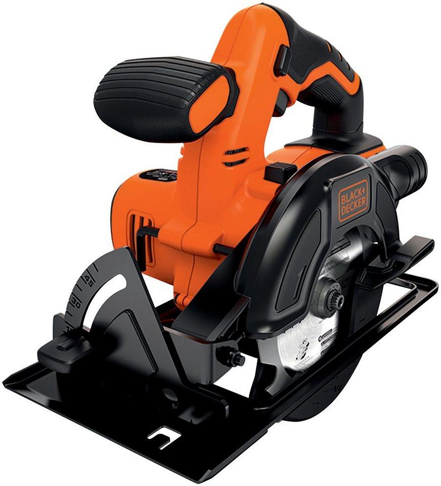 Akkuhandkreissäge »BDCCS18N-XJ« ohne Akku und Ladegerät in orange