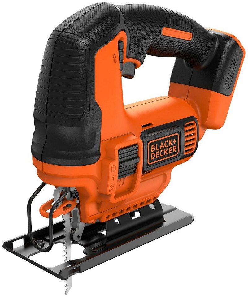 Akkustichsäge »BDCJS18« in orange