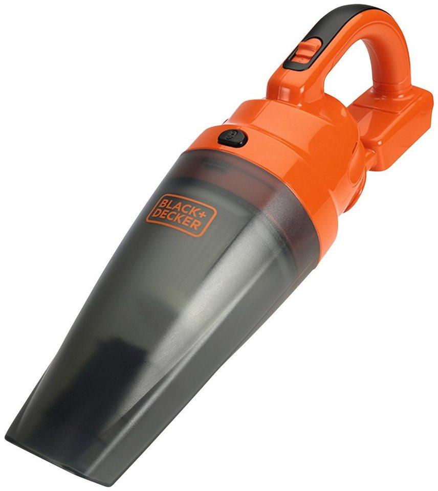 Akku-Handstaubsauger »BDCDB18N-XJ«, ohne Akku und Ladegerät in orange