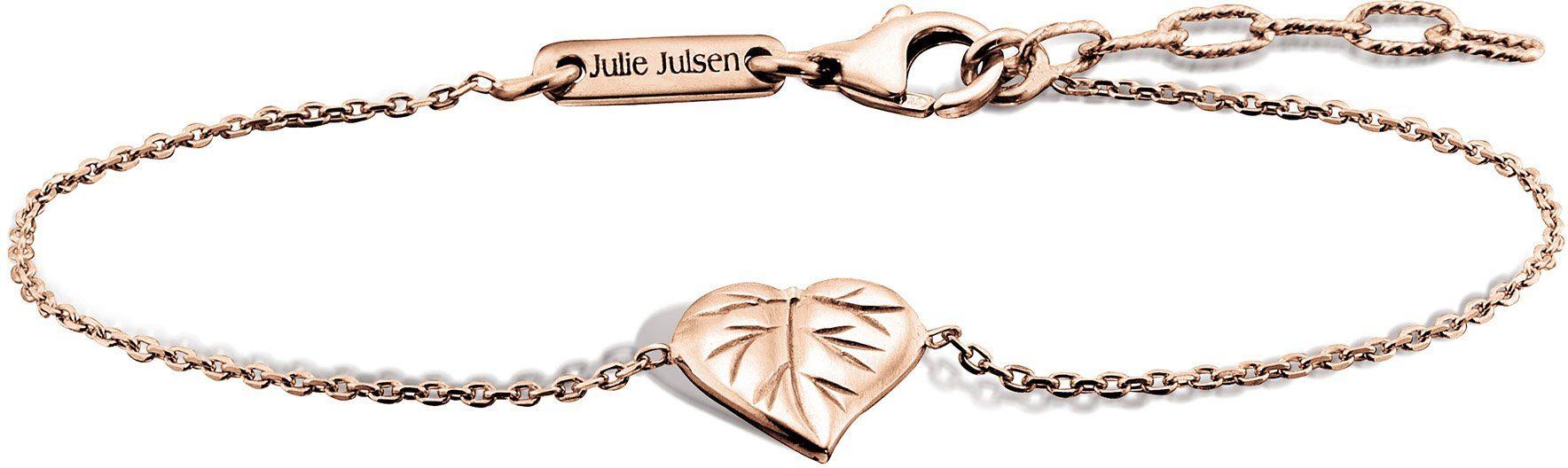 Julie Julsen Armkette, »Petite COLLECTION, Blatt, JJBR9824.2«