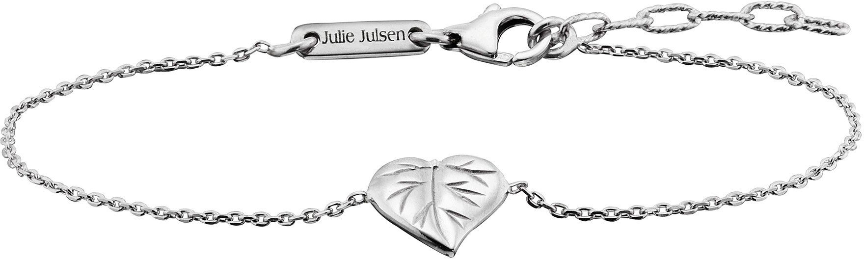 Julie Julsen Armkette, »Petite COLLECTION, Blatt, JJBR9824.1«