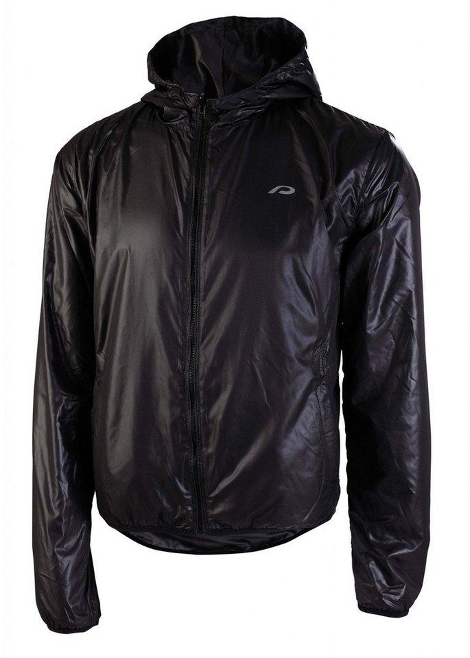 Protective Radjacke »Lima Wind Jacket Men« in schwarz