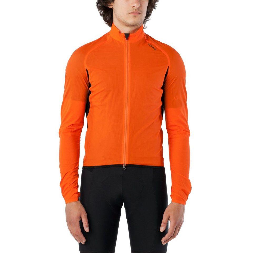 Giro Radjacke »Chrono Wind Jacket Men« in orange