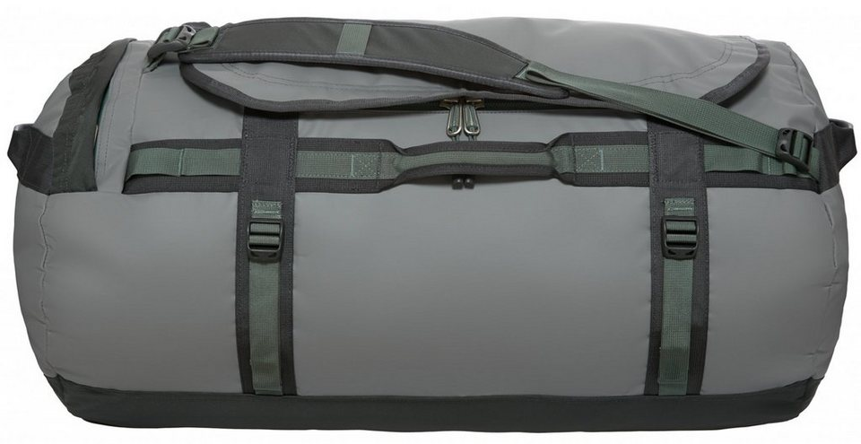 The North Face Sport- und Freizeittasche »Base Camp Duffel L« in grau