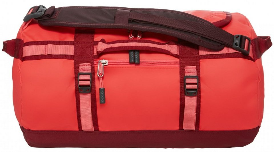 The North Face Sport- und Freizeittasche »Base Camp Duffel XS« in rot