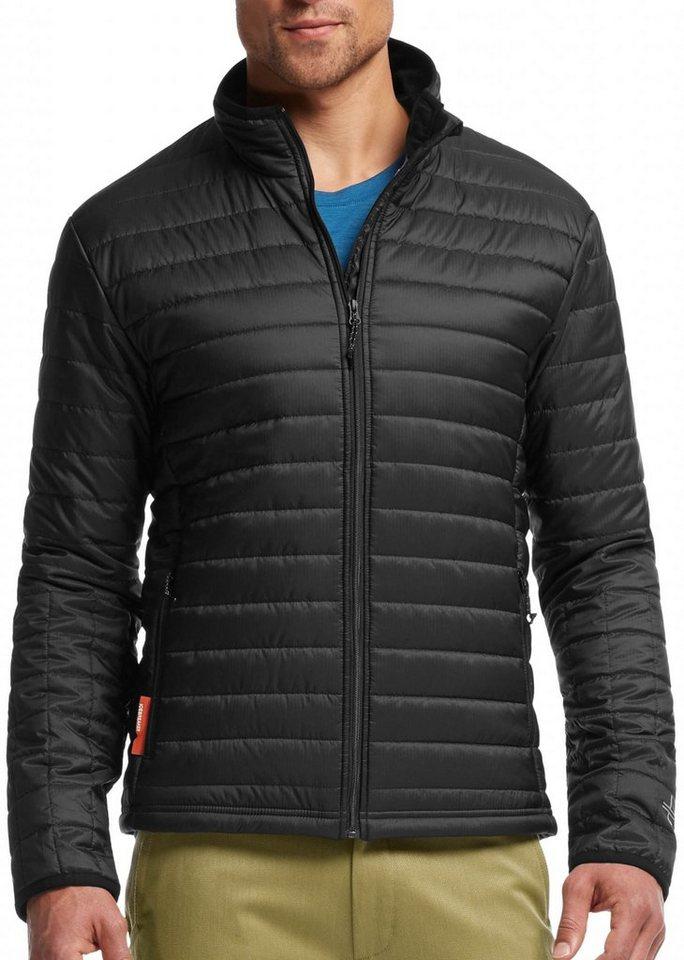 Icebreaker Pullover »Stratus LS Zip Shirt Men« in schwarz