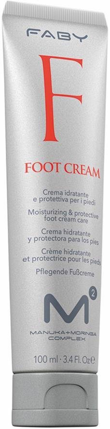 Faby, »M2 Foot Cream«, Fußcreme
