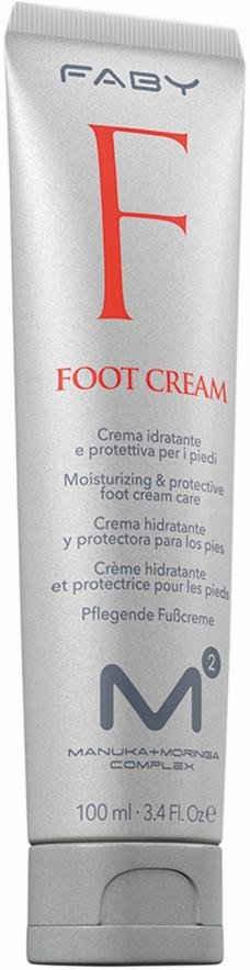 FABY Fußcreme »M2 Foot Cream«, mit Rotalgenextrakt