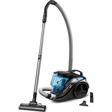 Rowenta Bodenstaubsauger RO3731EA Compact Power Cyclonic, beutellos, 750 W, 1,5 l
