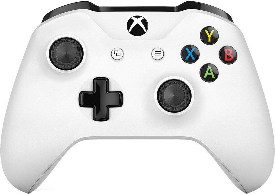 Xbox Wireless Controller in Weiß