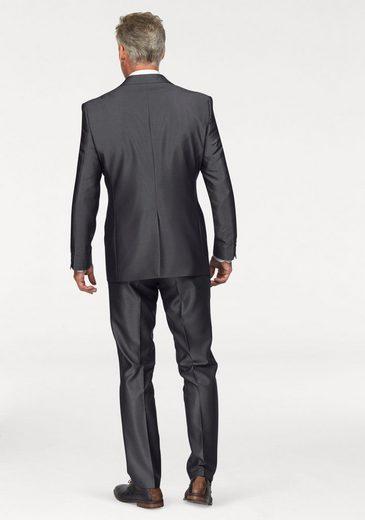 Studio Coletti Anzug (Set, 4 tlg., mit Weste, mit Krawatte)