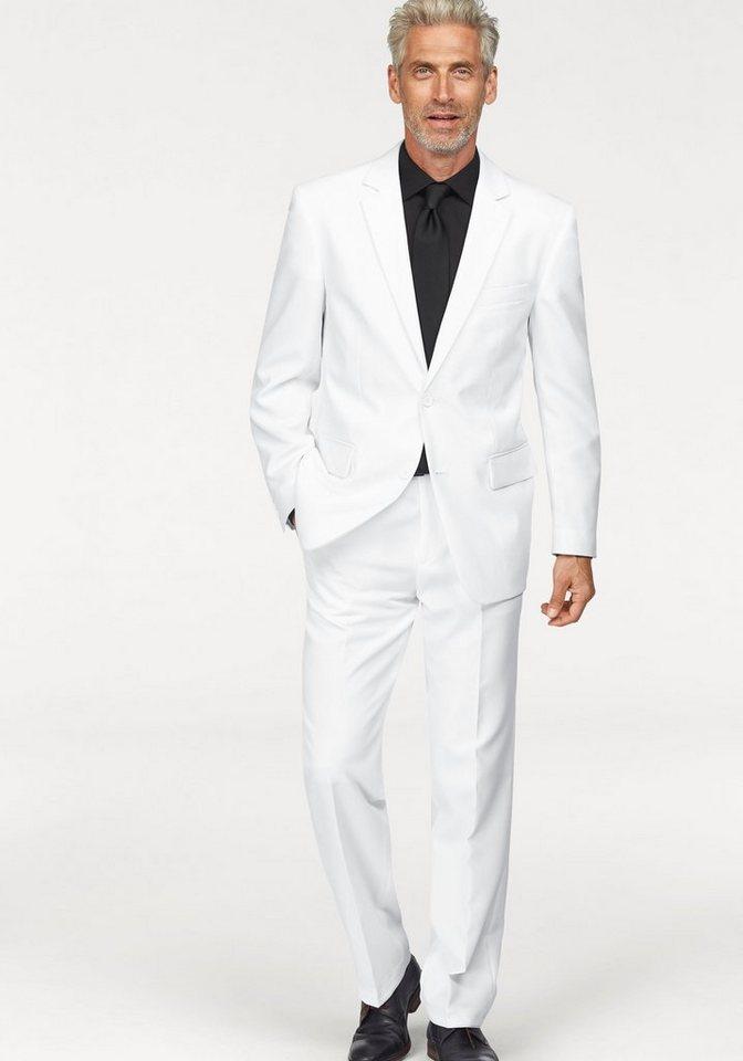 Studio Coletti Anzug in weiß