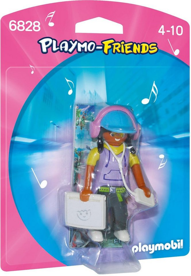 Playmobil® Multimedia Girl (6828), »Playmo-Friends«