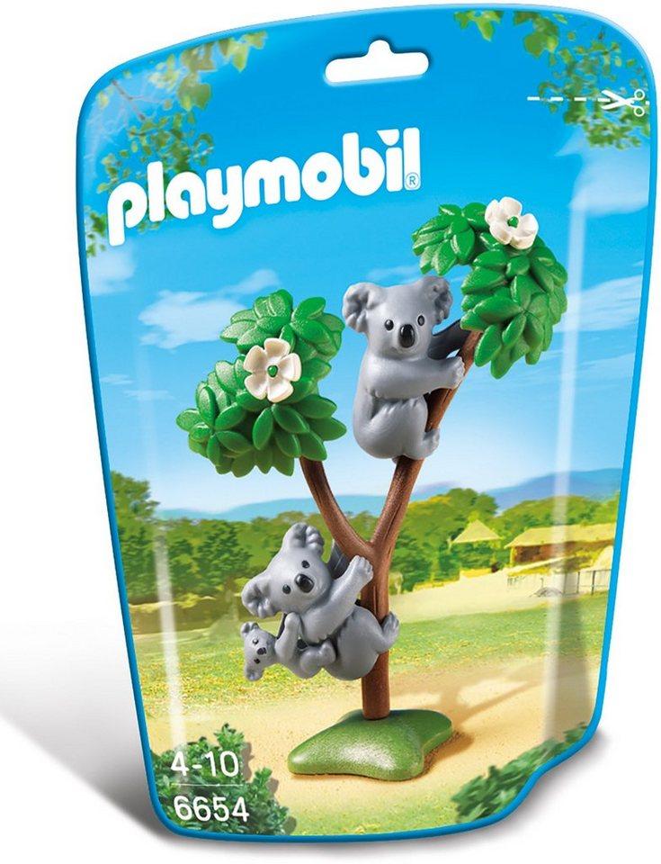 Playmobil® 2 Koalas mit Baby (6654), »City Life«