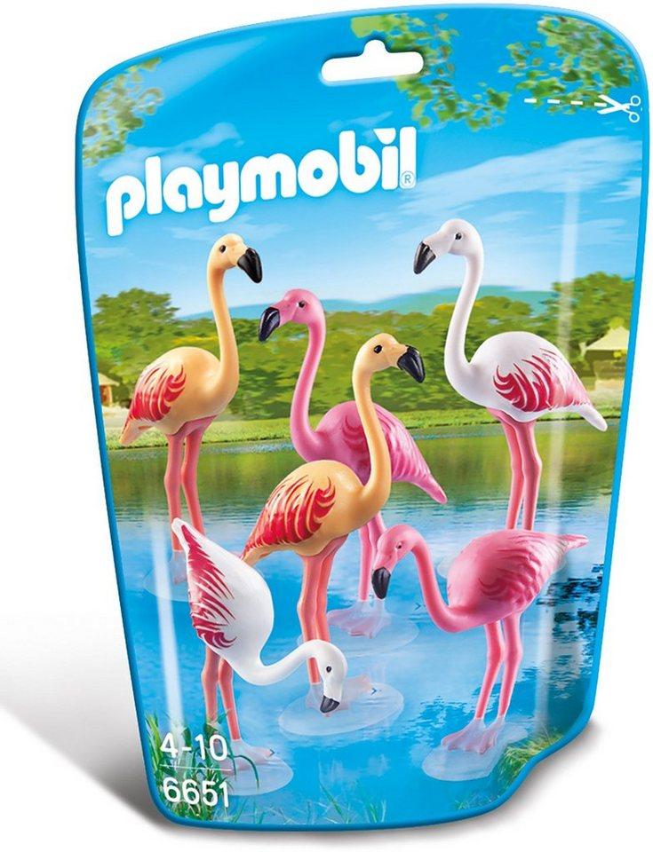 Playmobil® Flamingoschwarm (6651), »City Life«