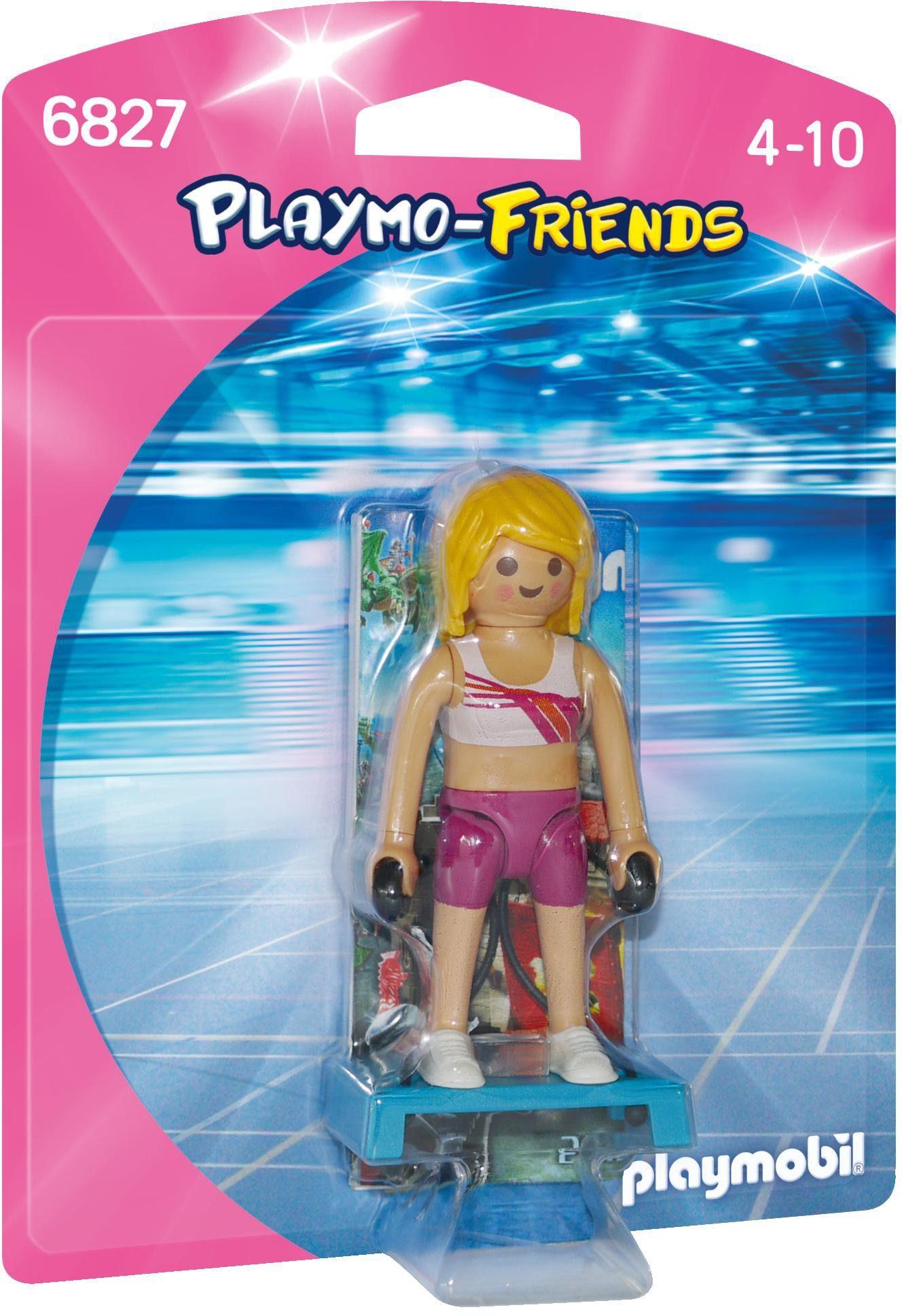 Playmobil® Fitnesstrainerin (6827), »Playmo-Friends«