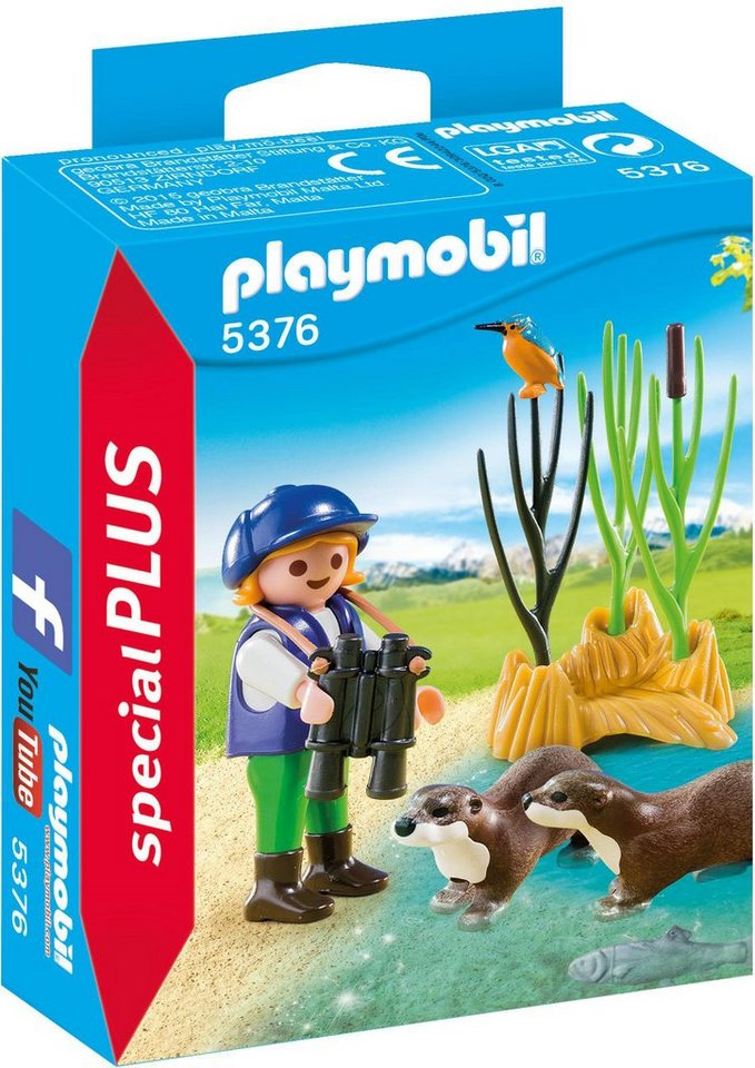 Playmobil® Otterforscherin (5376), »Special Plus«
