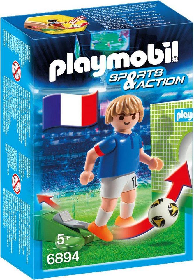 Playmobil® Fußballspieler Frankreich (6894), »Sports & Action«