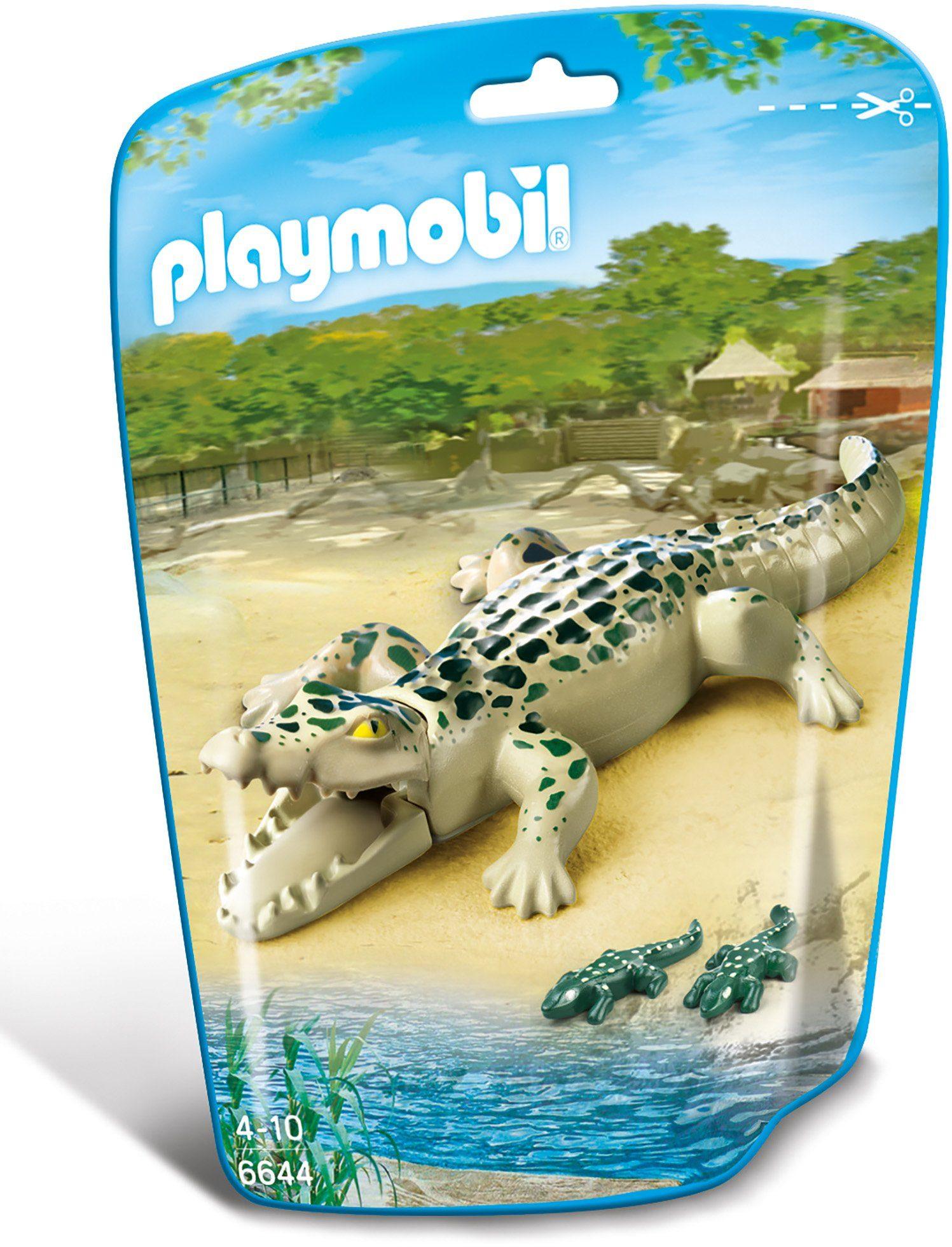 Playmobil® Alligator mit Babys (6644), »City Life«