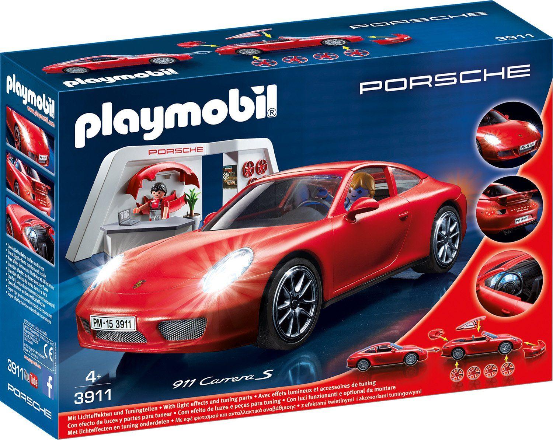 Playmobil® Porsche 911 Carrera S (3911), »Sports & Action«