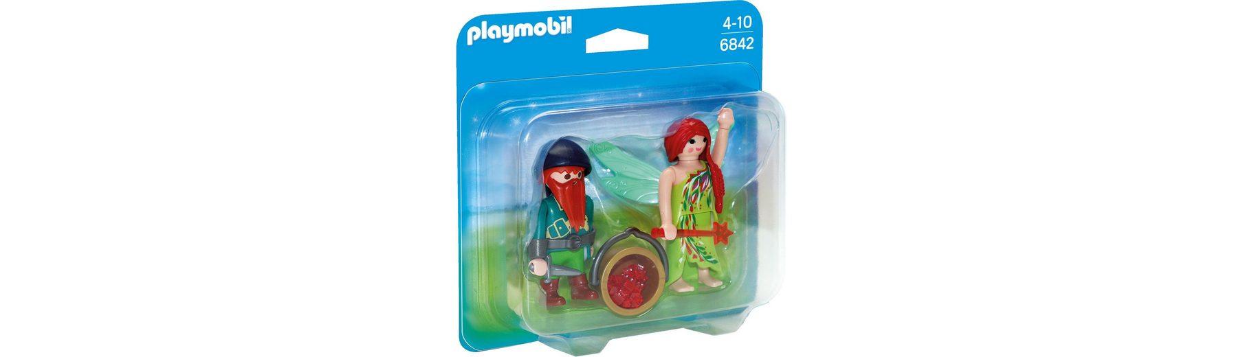 Playmobil® Duo Pack Elfe und Zwerg (6842), »Princess«