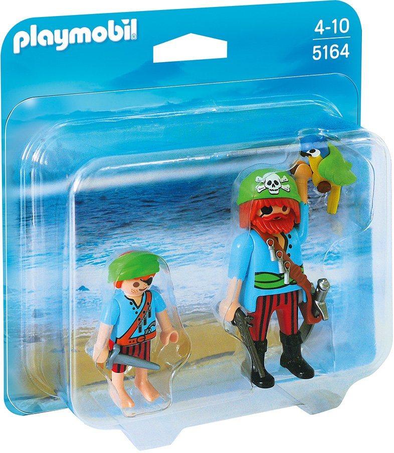Playmobil® Duo Pack Großer und kleiner Pirat (5164), »Pirates«