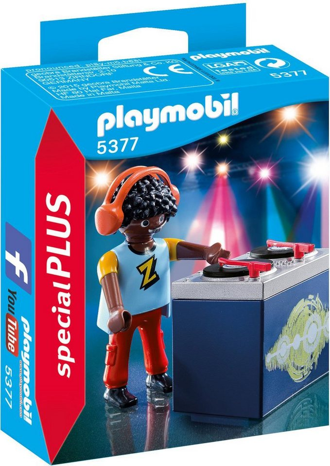 Playmobil® DJ Z (5377), »Special Plus«