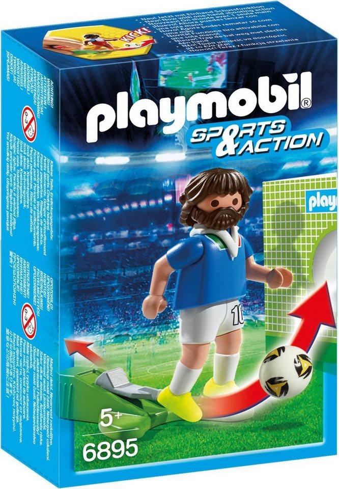 Playmobil® Fußballspieler Italien (6895), »Sports & Action«