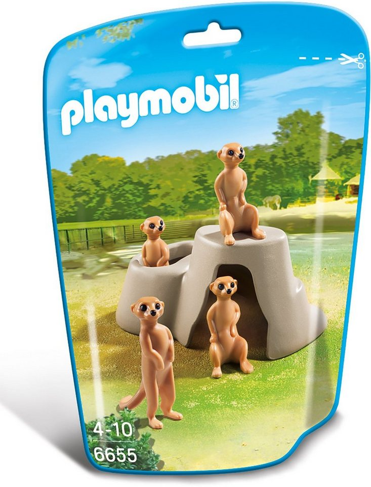 Playmobil® Erdmännchenhügel (6655), »City Life«