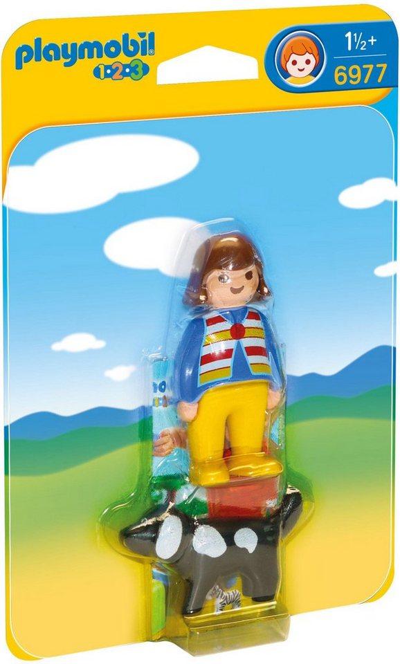 Playmobil® Frau mit Hund (6977), »Playmobil 1-2-3«