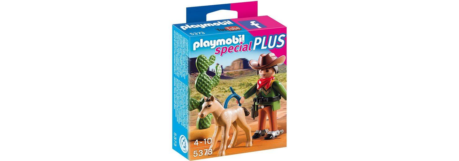 Playmobil® Cowboy mit Fohlen (5373), »Special Plus«