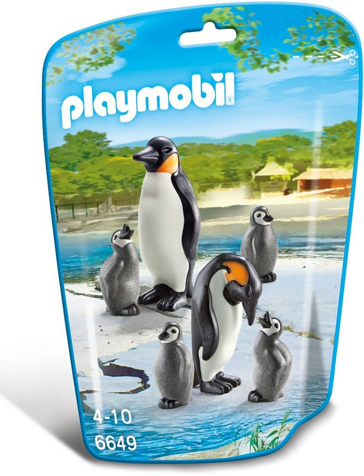 Playmobil® Pinguinfamilie (6649), »City Life«